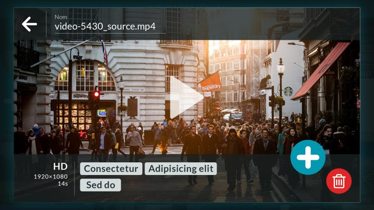 Sort your video collection easily
